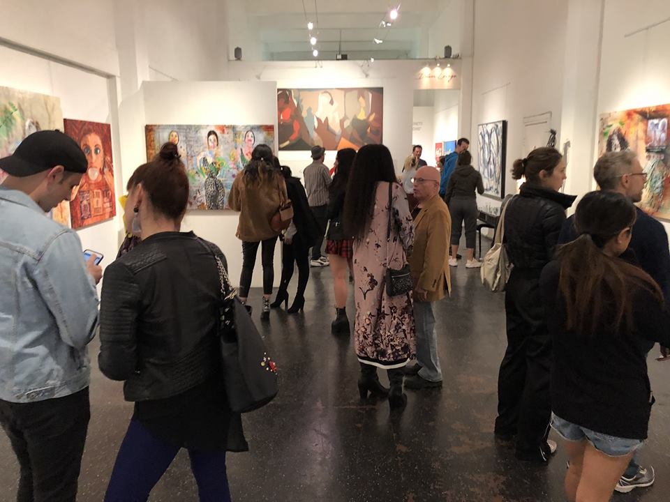 Los Angeles Art Gallery Tours | secondtofirst com